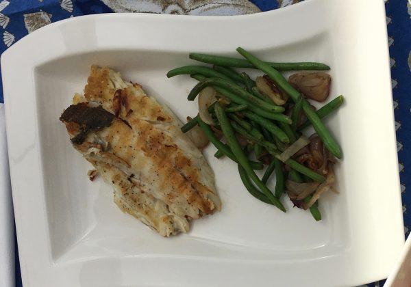 לאכול נקי ובריא – דג לברק